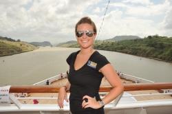 Panama Canal journey