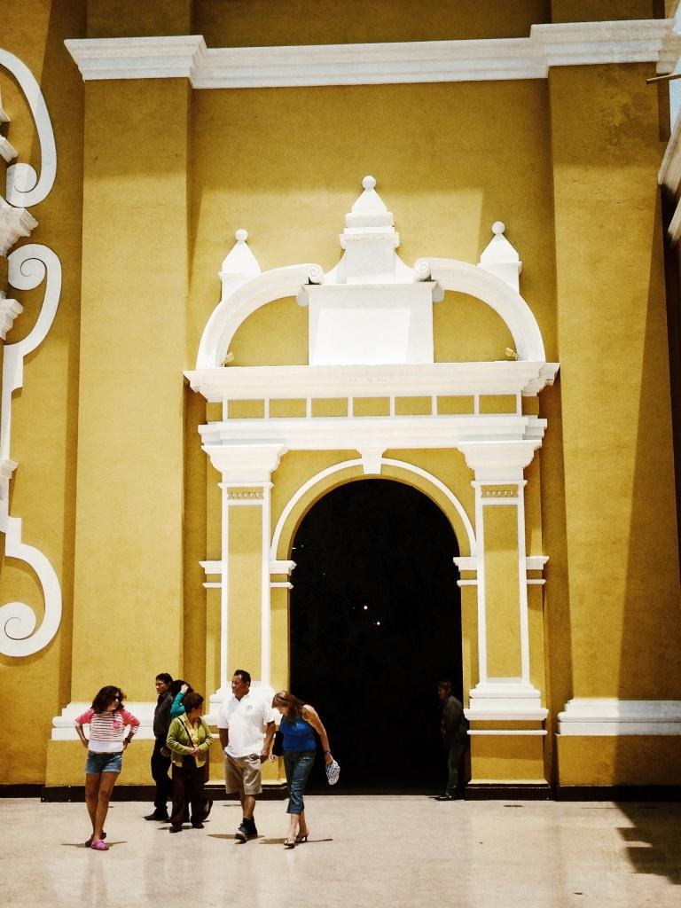 The Catedral Basílica Santa María, Trujillo / PERU