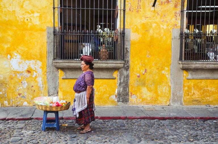 La Mujer // Antigua, Guatamala
