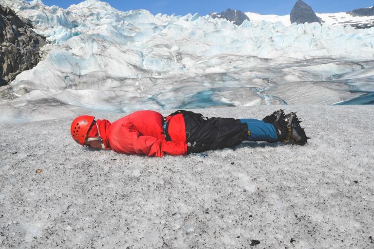 Planking Mendenhall