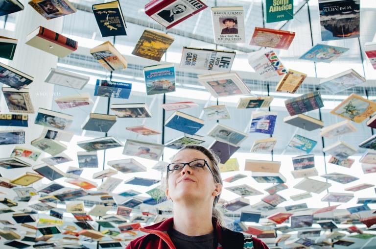 Looking up | Richard Wentworth: False Ceiling | Efroymson Pavilion | IMA