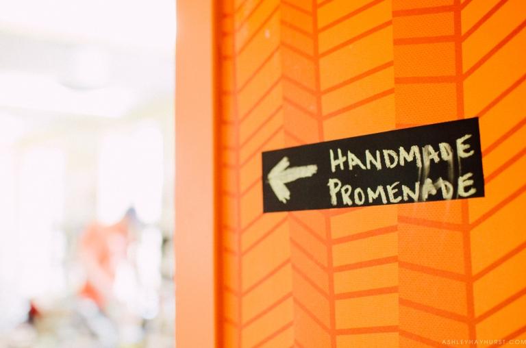 Handmade Promenade